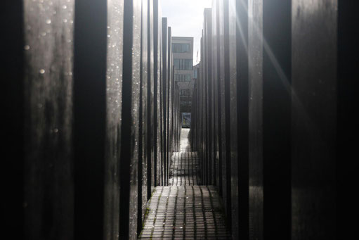 The Memorial to the Murdered Jews of Europe in Berlin, WW2 Memorials Germany