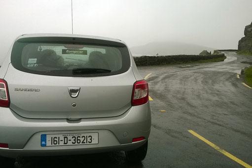 Rundfahrt Irland mit Mietwagen