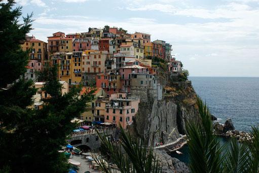 Roadtrip Italien, Cinque Terre, Architektur in Italien