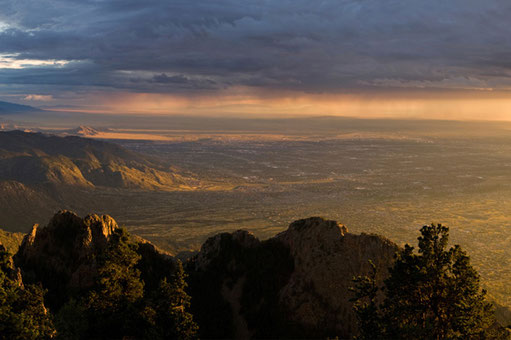 Sandia Peak © The City of Albuquerque