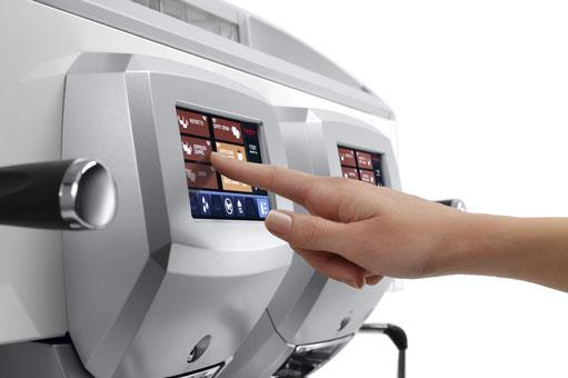 Astoria Hybrid / Vollautomatische Siebträgermaschine / Espresso for experts, 2.0