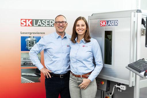 Christoph Kollbach und Dina Reit