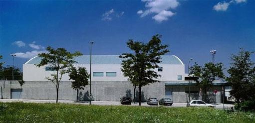 Centro Deportivo Municipal Vicálvaro. Polideportivo Vicálvaro