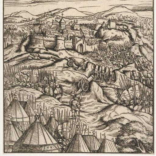 Gradisca assediata nel 1511