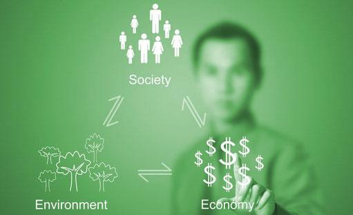 Sustainability Natives, SustaiNatives, Elements of Sustainability, Elemente der Nachhaltigkeit