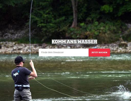Gewässer in Oberösterreich finden