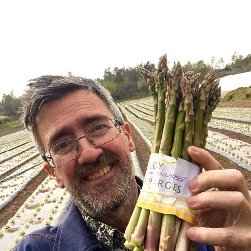 asparges oppskrift