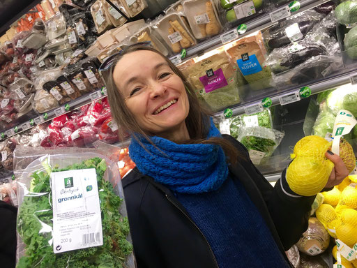 økologisk mat salg
