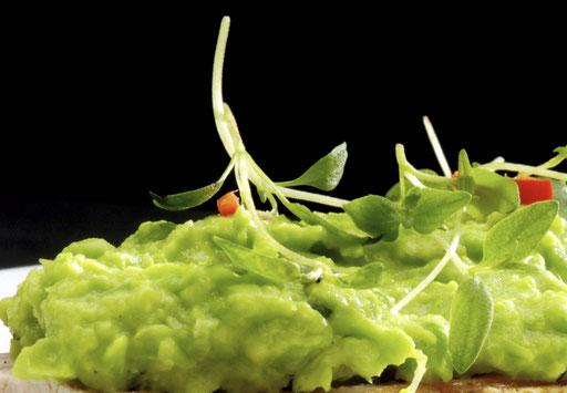 miljøvennlig mat erter