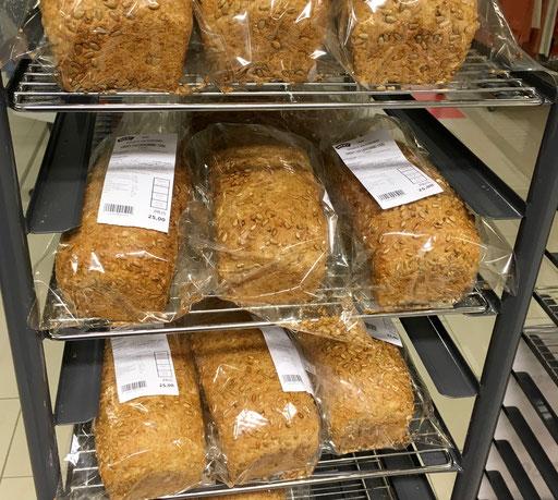brød butikkbrød bakeoff