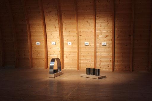 Photo: Arch, Triolett / Exhibition view INTERPLAY