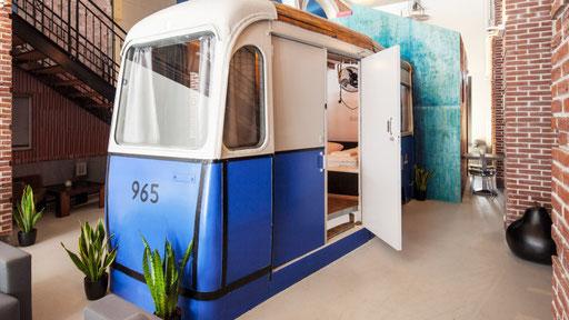 hotelnothotel, alternatives designhotel amsterdam