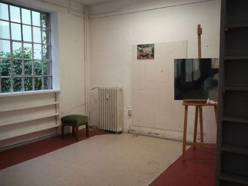 Einblick ins Atelier von Maren Allermann