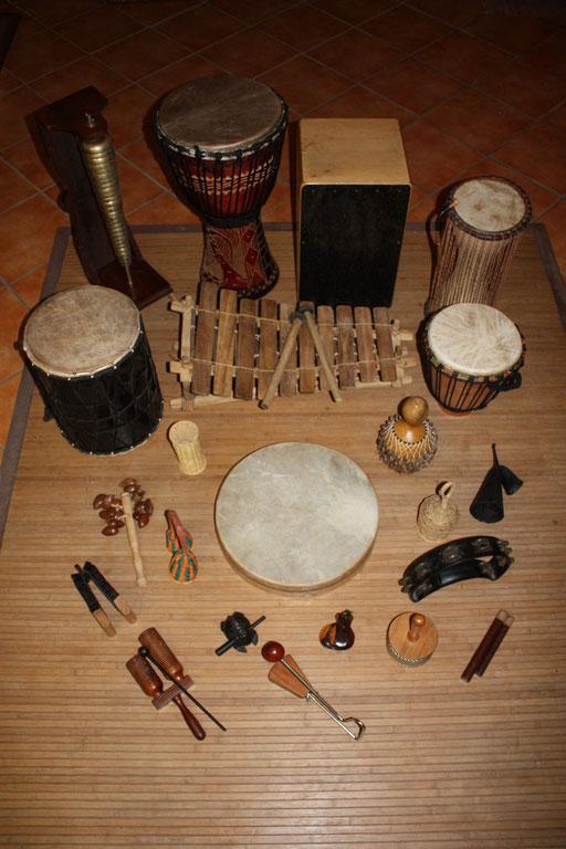 Instrumentale Ausstattung 1