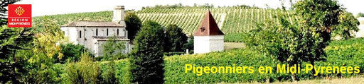 Un site consacrés aux pigeonniers