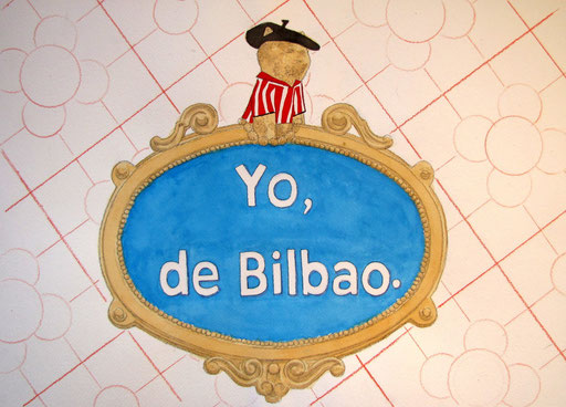 """Yo, de Bilbao. (y punto)"". Colaboration in ""Rollo vasco"""
