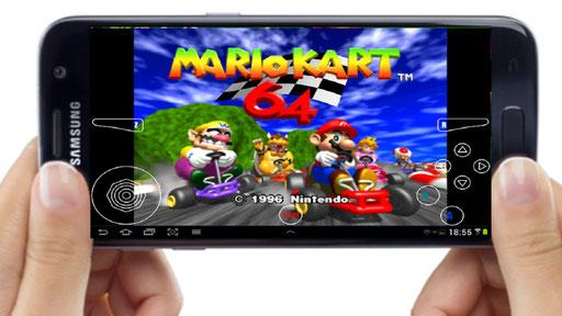Descargar E Instalar Todos Los Juegos De Nintendo 64 Para Android