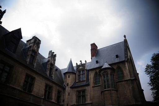貴婦人と一角獣を所蔵する中世美術館