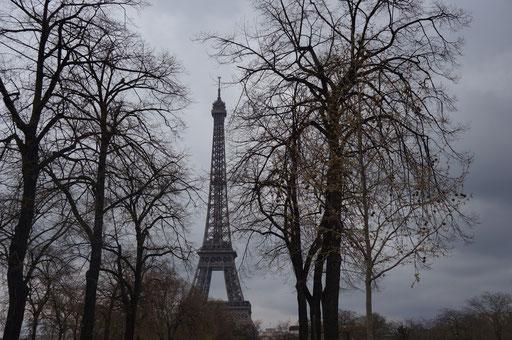 そうあれです。Tour Eiffel