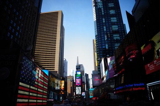 Times Square Again!