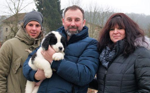 BRIAN und seine neue Familie