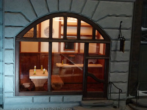 Gaststätte zum Drachen Milieukrippe Lyskirchen