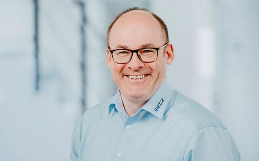 Tobias Betz Managing director Contact person