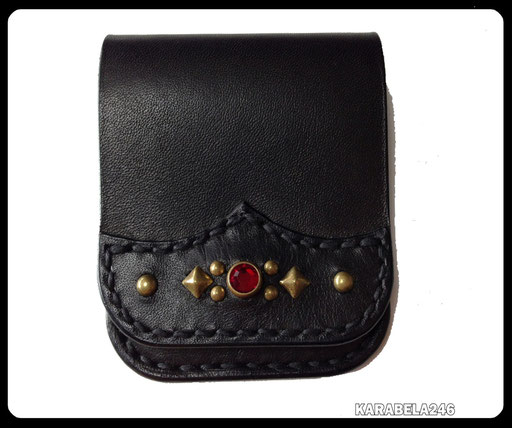 COIN CASE/STUDS