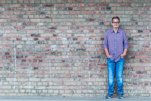 Justin fotografiert von Harald Peter Fotografie