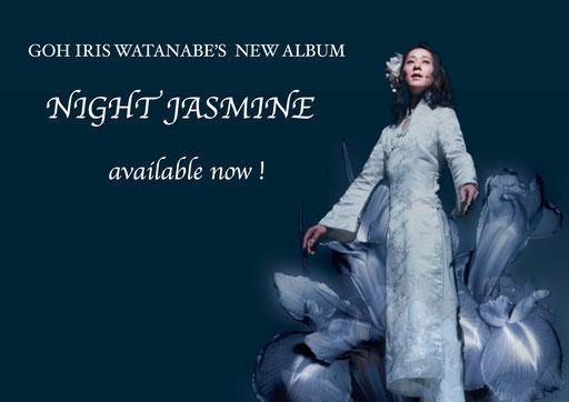 album NIGHTJASMINE GOH IRIS WATANABE