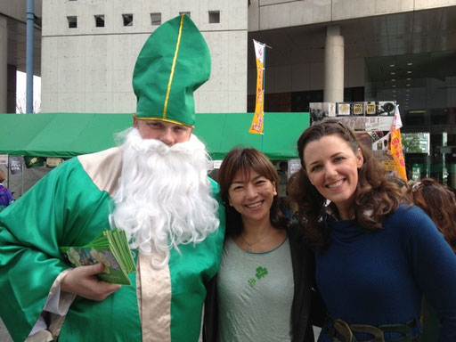 St.Patrick and me