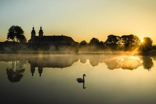 Kloster Speinshart; Foto: Günter Klein
