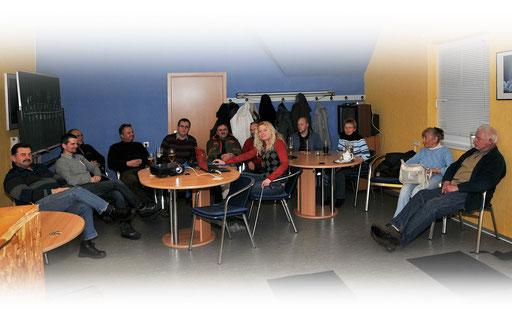 Foto der offiziellen Gründungsveranstaltung am 13. Februar 2012