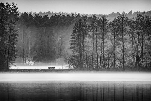 Stille, Foto: Heiko Prechtl