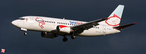 bmi baby, Boeing 737-300, Airport Prag (Foto: Uwe Kragl)