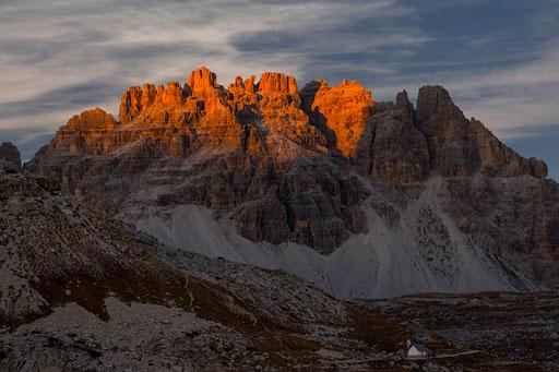 Sextener Dolomiten, Foto: Josef Beinrucker