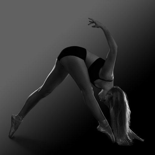 Ballettschuhe (Foto: Helmut Meier)