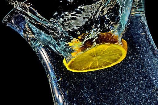 Bitte mit Zitrone (Foto: Günther Klein)