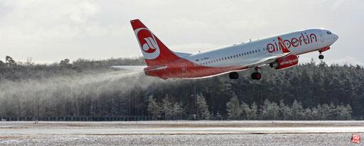 Air Berlin, Boeing 737-800 (Foto: Uwe Kragl)