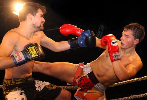 Kickboxen (Foto: Helmut Meier)