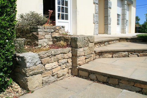 Muret granite