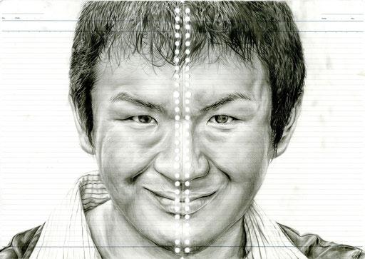野村一晟の自画像