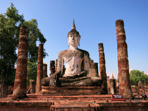 Historical Park in Sukhothai