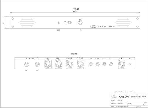 Micro Monitor KAH25