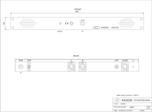 Monitor KAH20