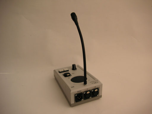 Desktop Station KV2-16 rear