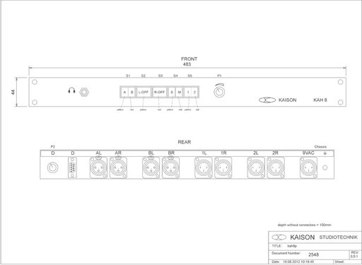 Monitor KAH8