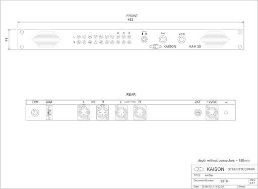 Monitor KAH30