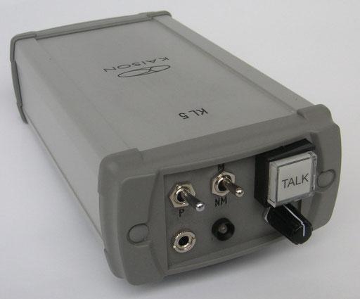 Beltpack KL5 front