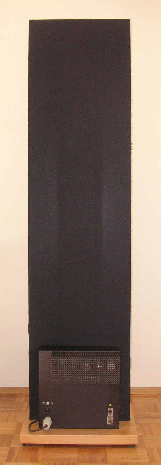 ESL Loudspeaker KESL1 rear